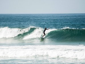 8 Day San Sebastian Surf, Party and Yoga House in Gipuzkoa, Basque Country