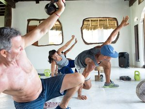 7 Day Bikini Bootcamp - Fitness, Yoga, Massages, Healthy Food, and Adventure in Tulum