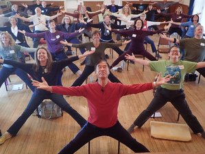 6 Days Sheng Zhen Healing Qigong & Ba Gua Zhang Taichi Training in Massachusetts, USA