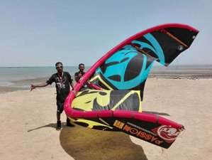 7 Days Beginner Kitesurf Camp in Safaga, Egypt