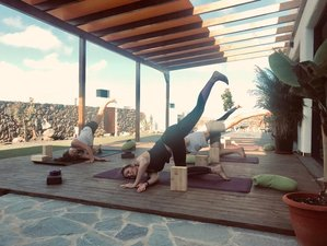 8 Days Yoga and Healthy Holiday in Fuerteventura, Canary Islands, Spain