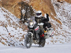 13 Day Mount Kailash and Manasarovar Guided Motorcycle Tour in Nepal and China