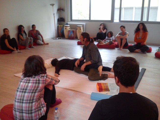 11 Days 60hr Thai Yoga Massage Training in Greece