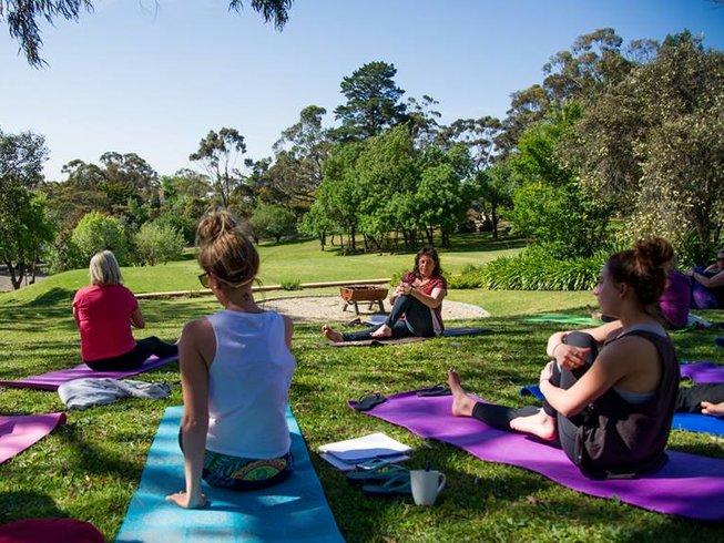 3-Daagse Wijsheid Gevorderde Meditatie en Yoga Retreat in Strathalbyn, Australië