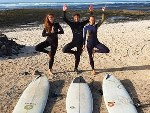 8 Day Yoga and Surf Holiday in Fuerteventura