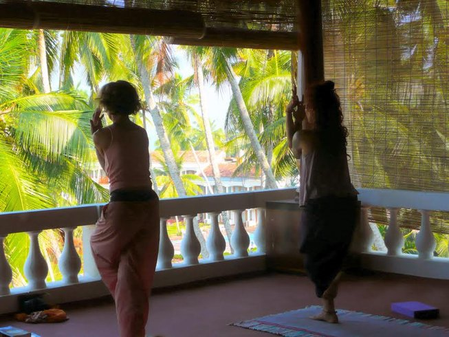14 Days Relaxing Yoga Retreat India