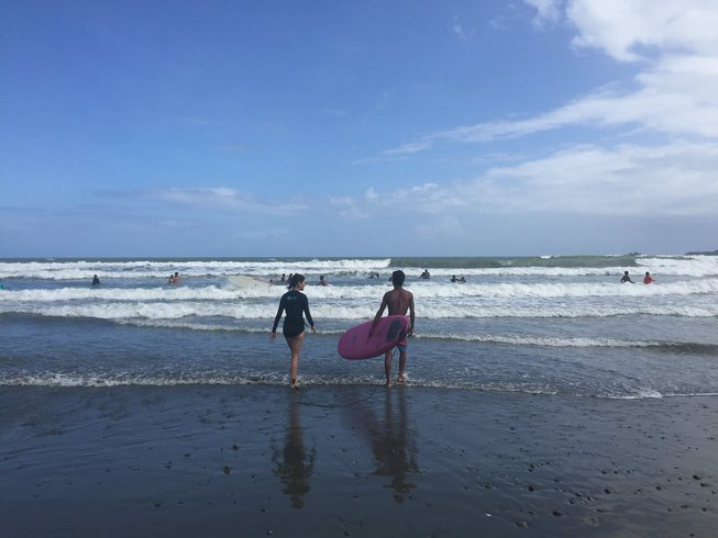 2 Days Surf Camp and Yoga Retreat in Baler, Philippines