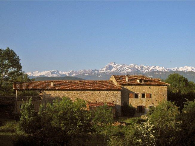 3 jours en stage de yoga week-end détox dans les Pyrénées, France