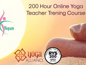 200 hours Online Yoga Teacher Training 100% live classes