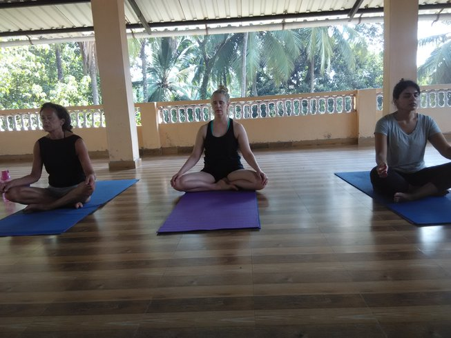 27 Days 200-Hour Yoga, Detox and Healthy cooking TTC in Himalayas, India