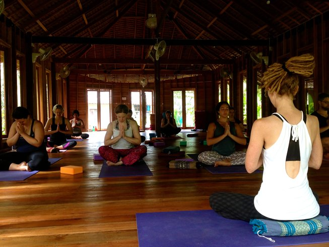 29 Days 200hr Holistic Yoga & Sound Therapy Teacher Training Koh Yao Noi, Thailand