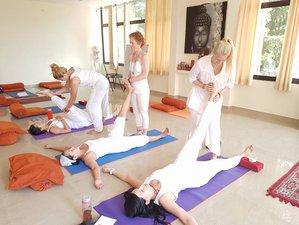 28 Days 200hr Vinyasa Yoga Teacher Training in Rishikesh, India