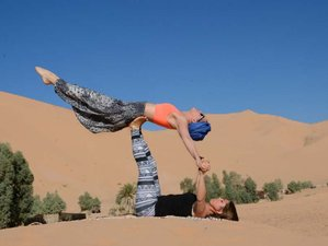 10 Days Christmas Special Desert Yoga Retreat in Morocco