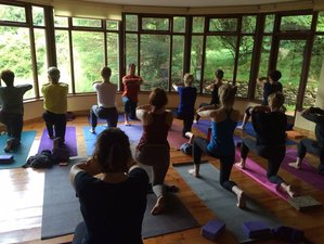 7 Days Rejuvenating Yoga Retreat Spain