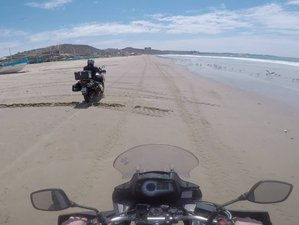 13 Day Take Over Ecuador on a Guided Motorcycle Tour