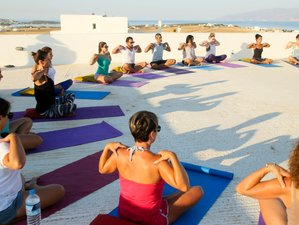 6 Days Kundalini Yoga Retreat in Paros, Greece