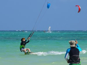 4 Days Private Kitesurfing Camp for Beginners in Diani, Kenya