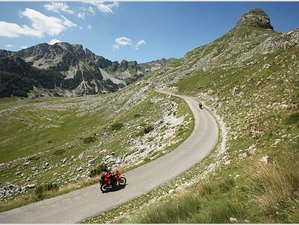 16 Day West Balkans Guided Motorcycle Tour through Croatia, Bosnia and Herzegovina, and Montenegro