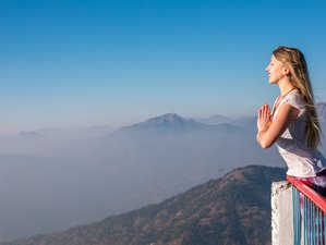 27 Days 200-Hour Yoga Teacher Training and Ayurvedic Massage in Rishikesh, India