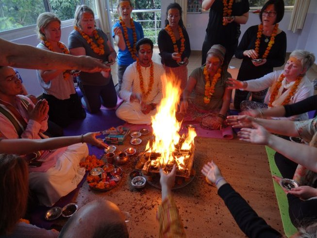 7 Days Kriya and Kundalini Yoga Retreat in Rishikesh, India