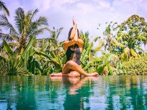 8 jours en stage de yoga et méditation pour s'élever à Ubud, Bali