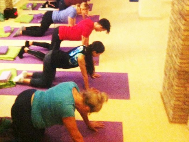 29 Days 200hr Vinyasa Yoga Teacher Training in Bali