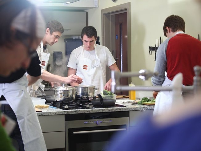 5 Days Advanced Cooking Course in Ashburton, UK
