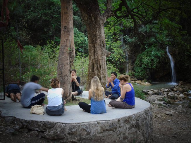 15 Days Meditation and Healing Retreat in India