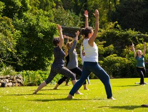 3 Days Autumn Recharge: Weekend Wellness and Yoga Holiday on the Isle of Anglesey, UK