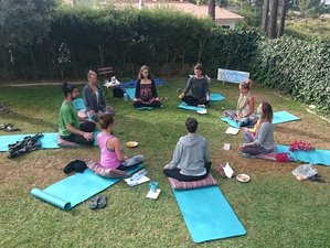 4 Days New Year Yoga Holiday in Portugal