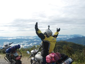 4 Day Guided Motorbike Tour in Nepal