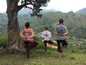 27 Days Permaculture Immersion Yoga Retreat in Vilcabamba, Ecuador