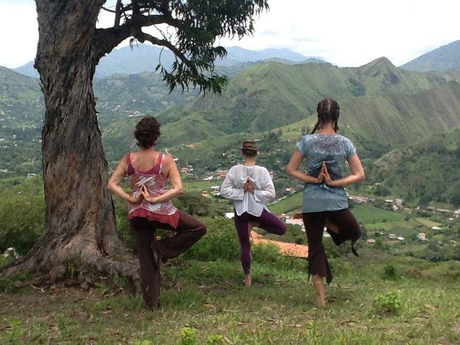 27-Daagse Permacultuur Onderdompeling Yoga Retraite in Loja, Ecuador