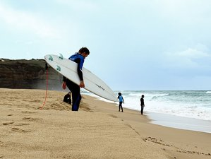 8 Days Family Surf Holiday in Cascais, Lisbon District, Portugal