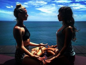 7 Days Yin and Yang Yoga Retreat in Nusa Lembongan, Bali