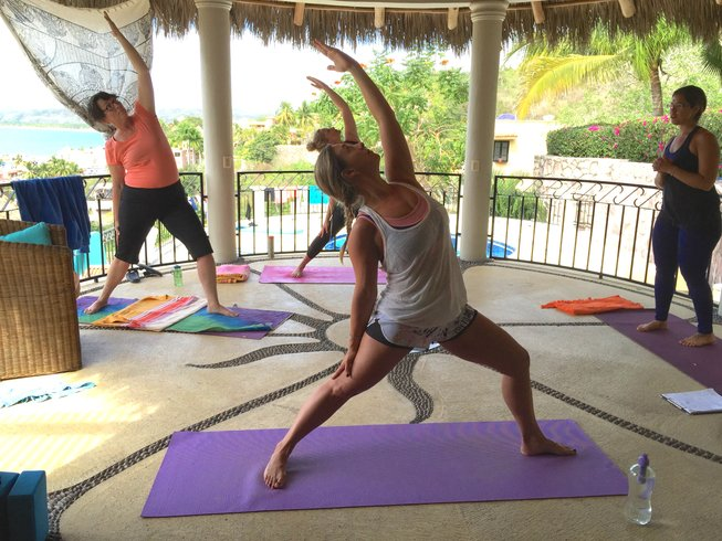 17-Daagse 200-urige Soya Yoga Docententraining in Mexico