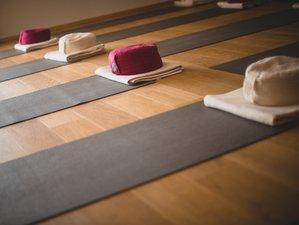4 Tage Kräftigendes Yoga Retreat mit Sophia Thora in Lana, Italien
