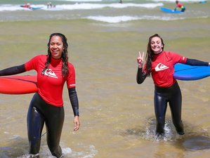 8 Day Roxy 2.0 Ladies Week - Intermediate Yoga and Surf Camp in Bensafrim, Lagos