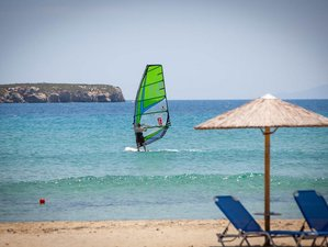 7 Days Paros Windsurfing Surf Camp Greece