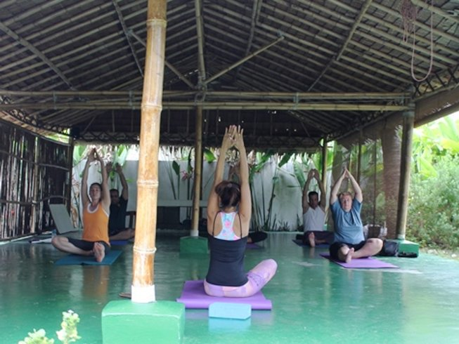 8 Days Inner Beauty Detox and Yoga Retreat in Thailand