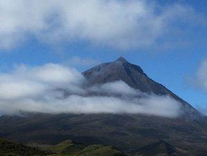 10-Daagse Retraite en Natuurreis met Yoga in Pico en Faial op de Azoren