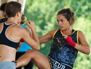 7 Days Silent Warrior Muay Thai & Yoga Meditation Training in Costa Rica
