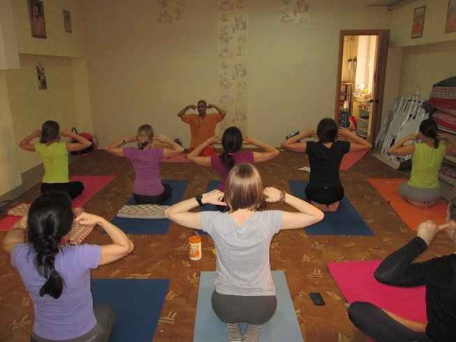 23 Days 200-Hour Yoga Teacher Training in India