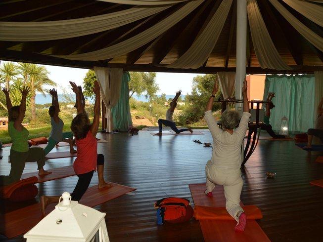 8 Tage Mantra Meditation und Yoga Urlaub in Sardinien, Italien