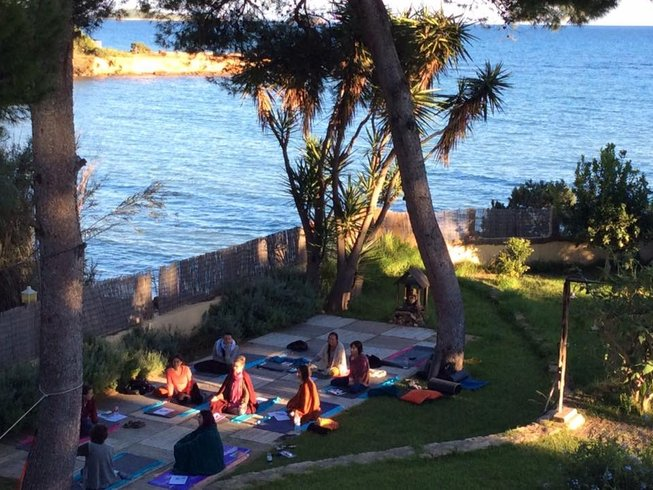 7 Days Meditation and Yoga Holiday in Ibiza, Spain