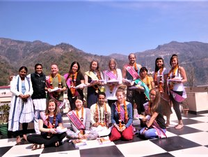 29 Days 200 Hours Comprehensive Hatha and Vinyasa YTT Rishikesh