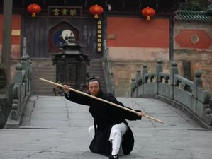 30 Days Tai Chi and Kung Fu Training in Wudangshan, China