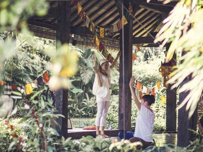 6 jours en retraite de yoga tantra et méditation pour couples à Bali, Indonésie