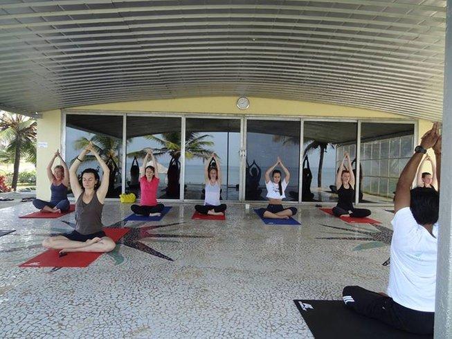 15 Days Beginner & Intermediate Yoga Retreat in Goa, India