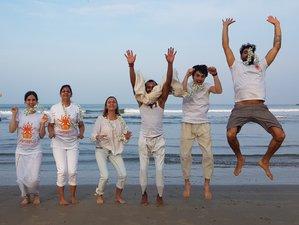 100-Hour Meditation and Bhagavad-Gita Yoga Teacher Training Course in Gokarna